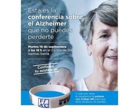 Conferencia sobre el Alzheimer de la neuróloga Dra. Alba Sierra