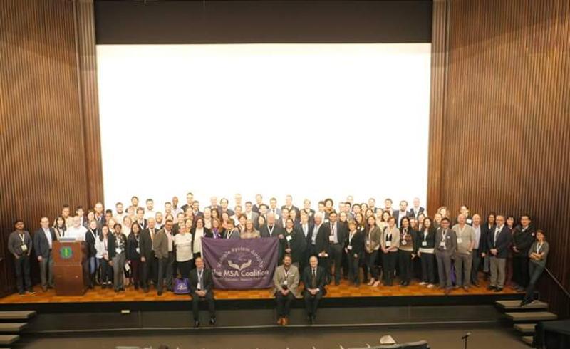 6º Congreso Internacional de Atrofia Multisistémica (MSA)