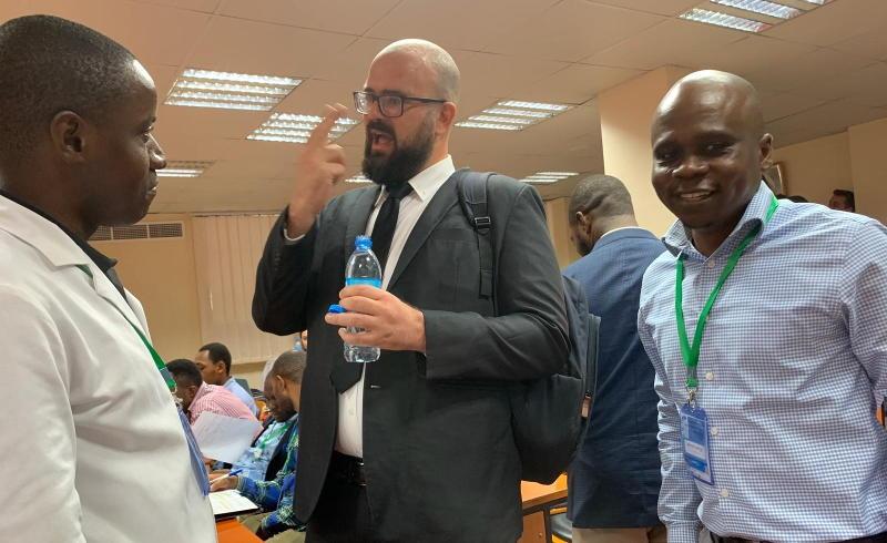 Andreas Leidinger Tanzania 2019