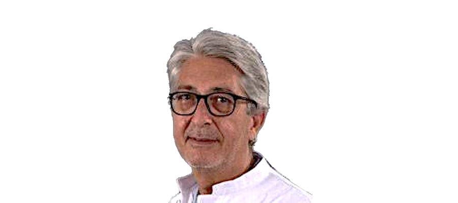 Neurocirujano pediátrico Antonio Guillén Quesada